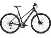 CUBE Nature Pro Womens 46cm black/grey  click to zoom image
